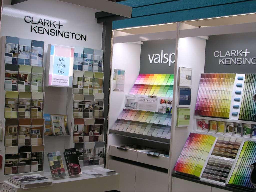 Clark kensington premium paint at beulah lumber - Clark and kensington exterior paint ...